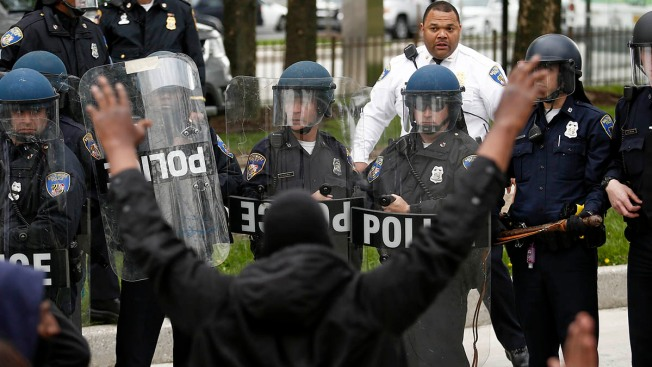 Can You Run From Police  U.S. Courts Apply a Double Standard - NBC ... 047670b212