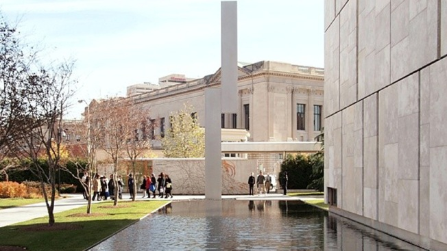 Barnes Foundation President Moves On