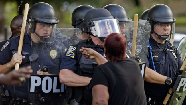 Louisiana ACLU, Other Groups Sue Police Over Treatment at Baton Rouge Protests