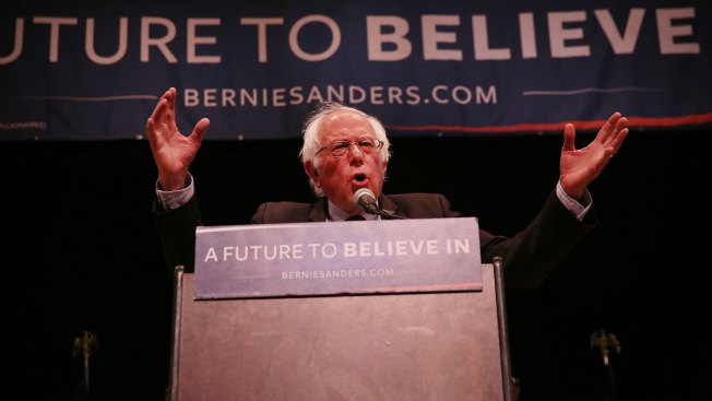 Bernie Sanders Says Revolution Is 'Just Getting Started'