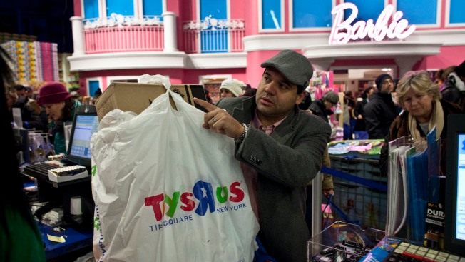 Toys R Us, With $5B in Long-Term Debt, Files for Chapter 11 Reorganization