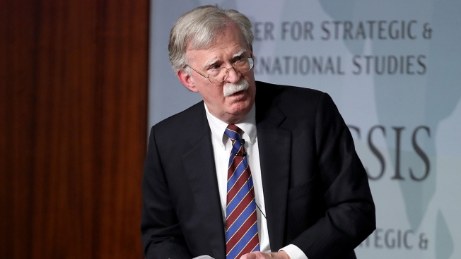 John Bolton's Lawyer Says He Has New 'Relevant' Information on Ukraine