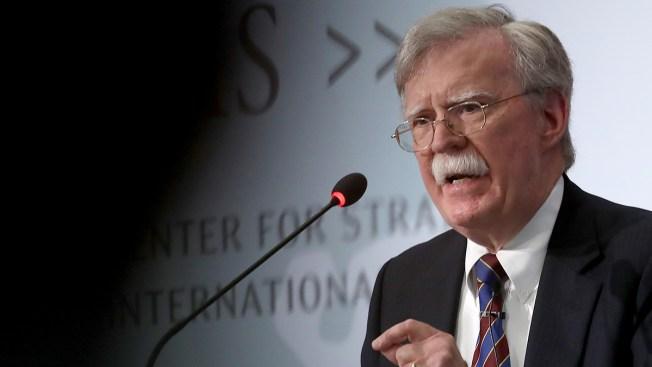 John Bolton Has a Book Deal, Publishing Officials Tell AP