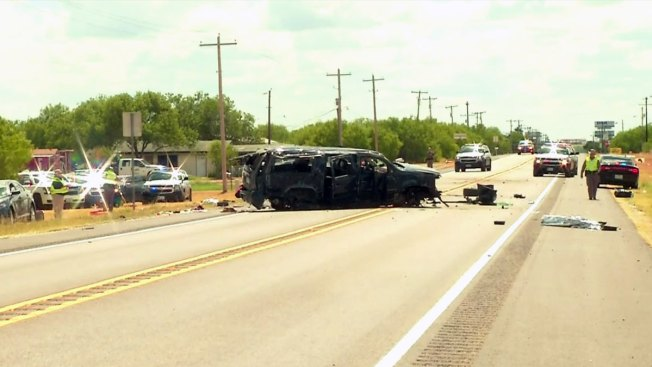 5 Charged in Immigrant Smuggling Scheme After Fatal Texas Crash