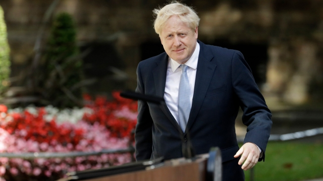 Showdown Looms as New British PM Boris Johnson Wants to Redo Brexit Deal