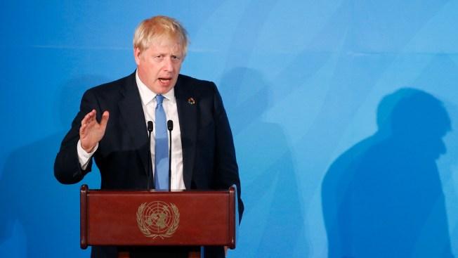 UK Supreme Court Rules Prime Minister Boris Johnson's Parliament Suspension Unlawful