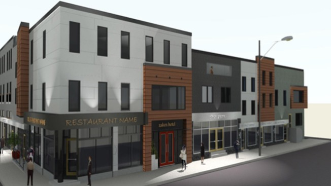 Boutique Hotel Coming to South Philly