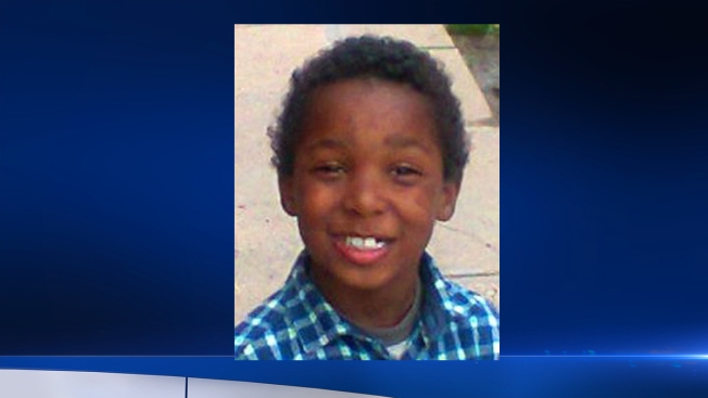 Missing 7-Year-Old Child Found