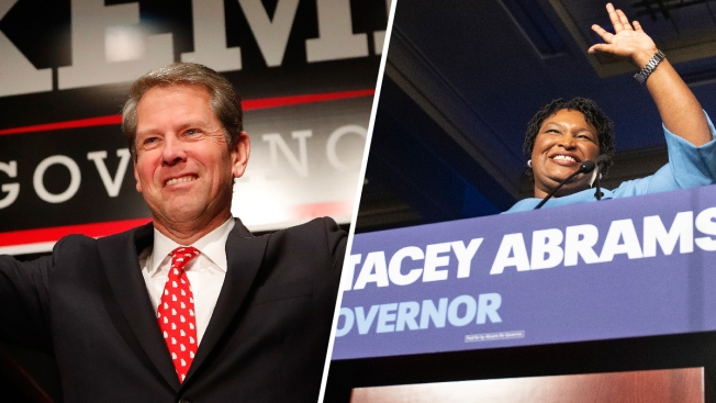 Ballot Count Not Yet Finished in Georgia Governor's Race