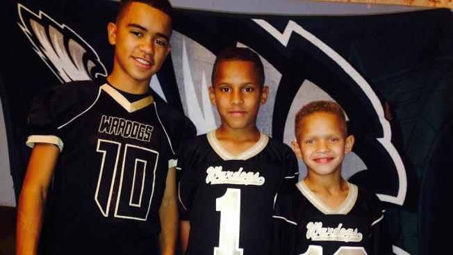 Local Youth Football Teams Travel to National Tourney