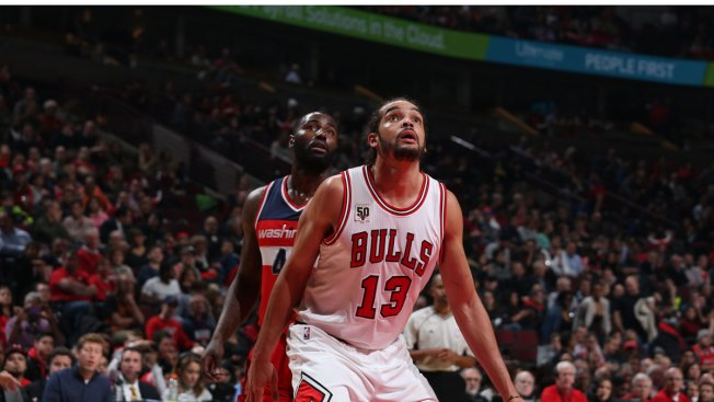 AP Source: Knicks, Noah Agree to 4-Year, $72 Million Deal