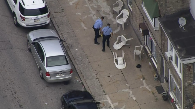 Gunman Shoots 4 Men, 1 Teen in Philadelphia