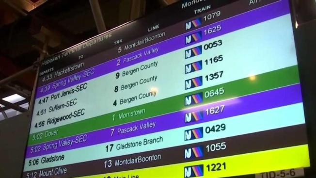 NJ Transit Directed to Publish Data on Train Cancellations