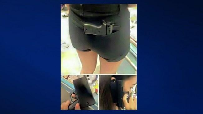 Stop Selling 'Gun Grip Case,' Get Free PR Services