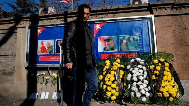 China Mourns Cuba's Fidel Castro Despite Past Animosity