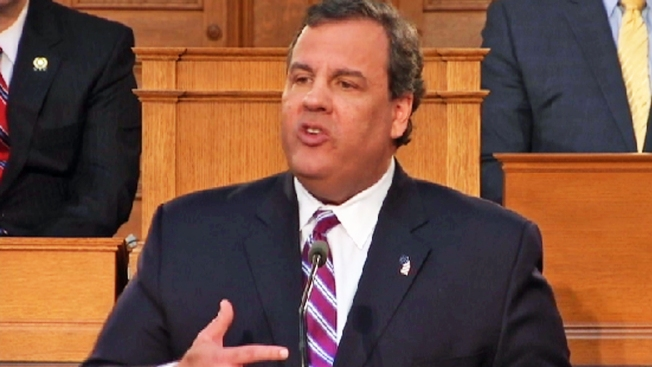 Democrats Accuse Christie of Trying to Raise Taxes