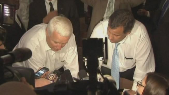 Christie: Corbett Deserves Support, Despite Polls