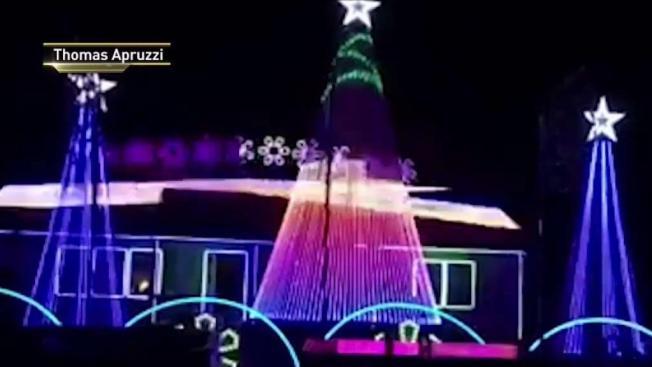 NJ Town Threatens to Shut Down Christmas Light Display - NBC 10 Philadelphia - NJ Town Threatens To Shut Down Christmas Light Display - NBC 10