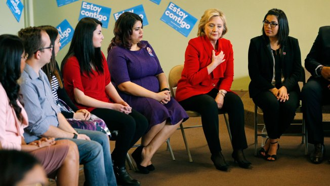 Clinton Campaign Tapping Into Voting Power of DREAMers