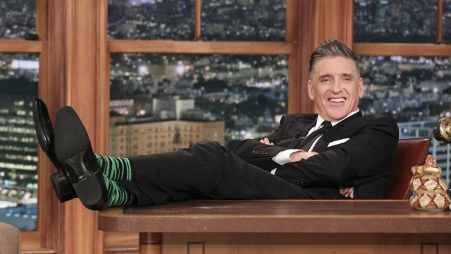"Craig Ferguson Says Good Night as ""Late Late Show"" Host"