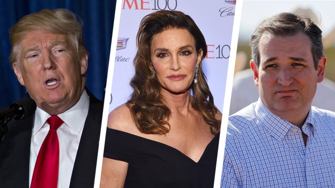 Caitlyn Jenner Uses Donald Trump's Bathroom to Slam Ted Cruz's Anti-Trans Policies: 'By the Way, Ted, Nobody Got Molested!'