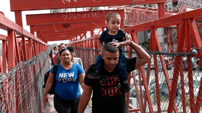 Burgeoning Numbers of Cubans Trying to Enter US Via Mexico