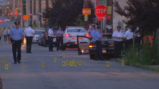 2 Men in Critical After Shooting in North Philly