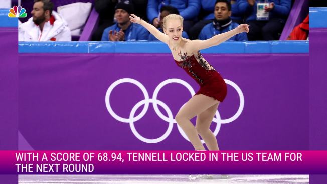 Bradie Tennell Makes Dazzling Debut for US in Team Event