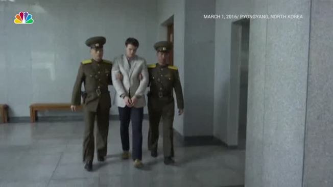 warmbier student freed by north korea dies at 22 nbc. Black Bedroom Furniture Sets. Home Design Ideas