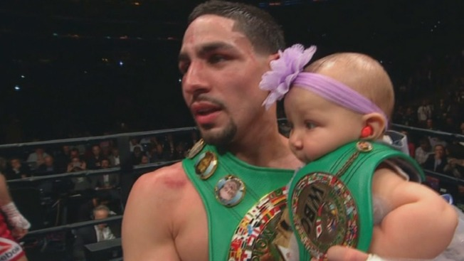 Philly's Own Danny Garcia Outpoints Guerrero, Wins WBC Welterweight Title
