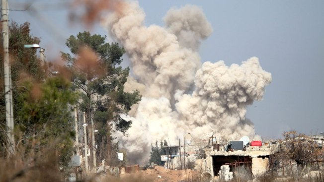 Rebel Leaders, Locals Reach Deal to End Siege, Evacuate Syrian Suburb