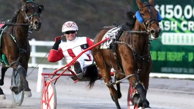Dave Palone Sets New World Harness Win Record