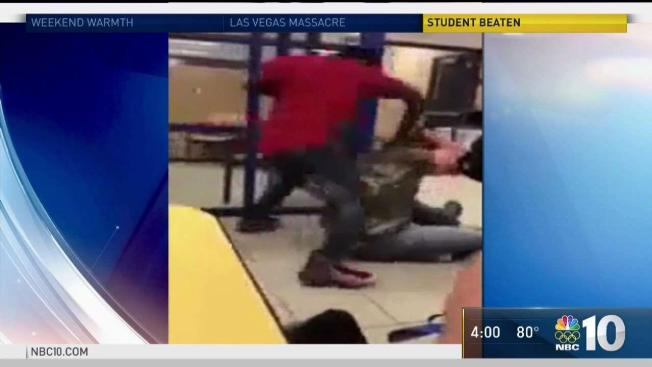 Special Needs Student Attacked In Delaware High School Cafeteria