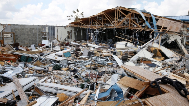UN, US Coast Guard and Others Aid Stricken Bahamas