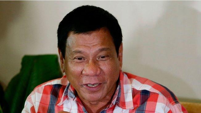 Tough-Talking Philippine Mayor Looks Set to Be New President