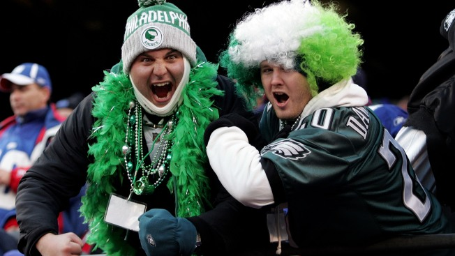 Philadelphia Eagles Fans Flock to Support Team Despite Lackluster Results; Dallas Cowboys Fans Better: Study