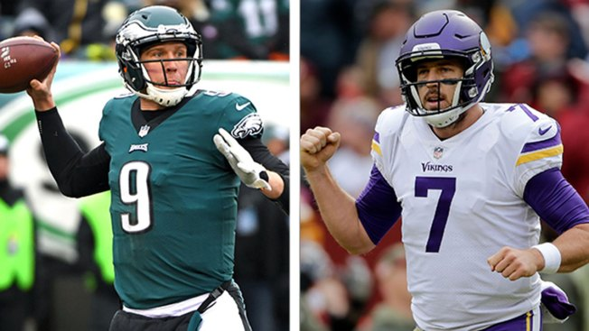 Eagles to Face Vikings in NFC Championship Game - NBC 10 Philadelphia 517a47cdb