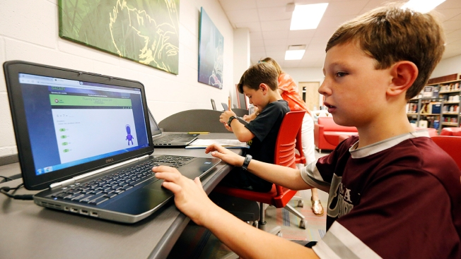 As Homework Moves Online, Millions Lack Home Internet
