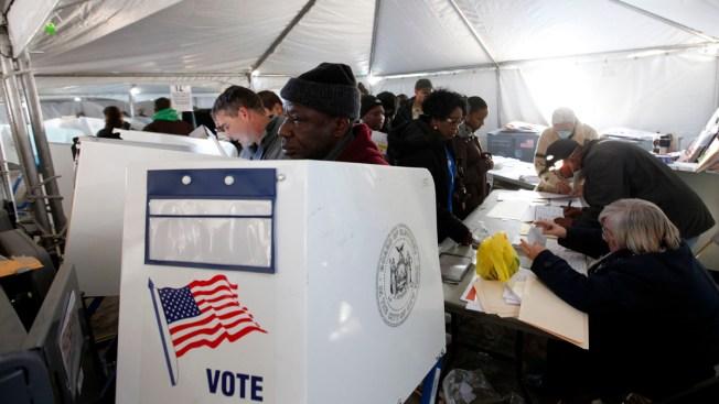 Pot, Guns & Casinos: Election Winners, Losers Across U.S.