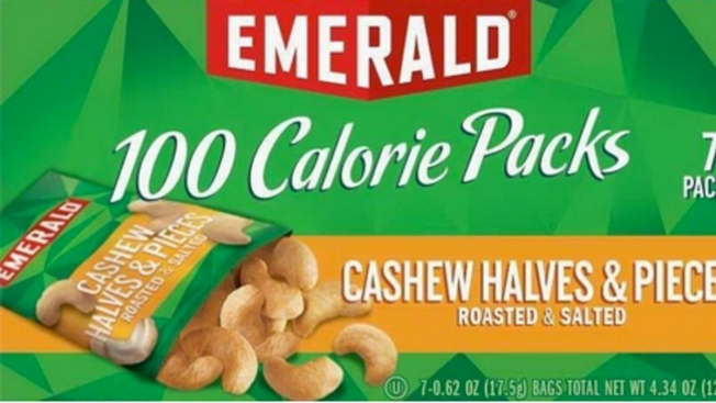 Emerald Cashews Recalled Over Possible Glass Shards