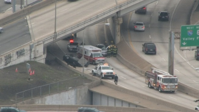I-76 Ramp Reopens After Accident