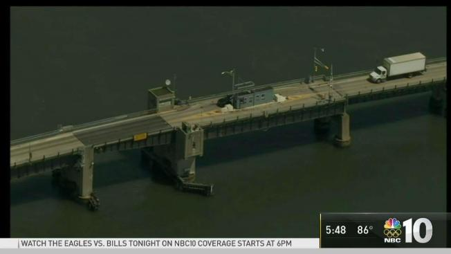 Family Forced To Jump Jersey Shore Drawbridge In Their Toyota Rav4