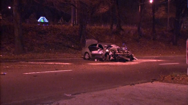 Man Killed in Crash on Roosevelt Boulevard