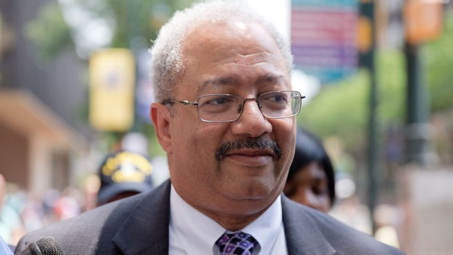 Rep. Chaka Fattah resigns from Congress, effective immediately