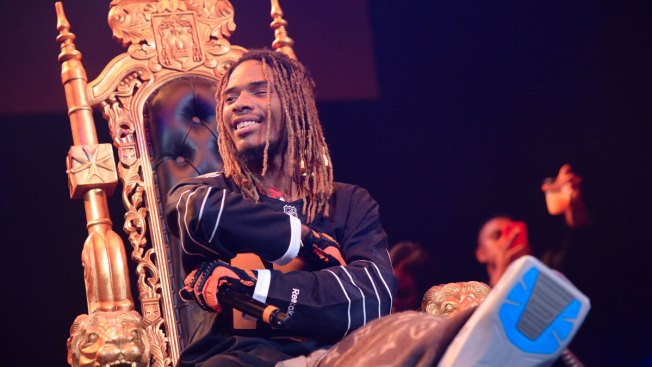 Rapper Fetty Wap Brings $165K to New Jersey Court to Pay $360 Fine
