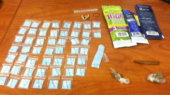 Man Arrested at Del. Fast Food Joint With Heroin, Pot
