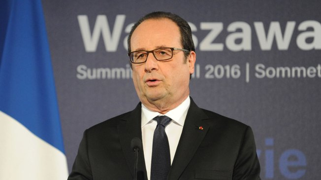 France to Send Aircraft Carrier Back to Fight ISIS
