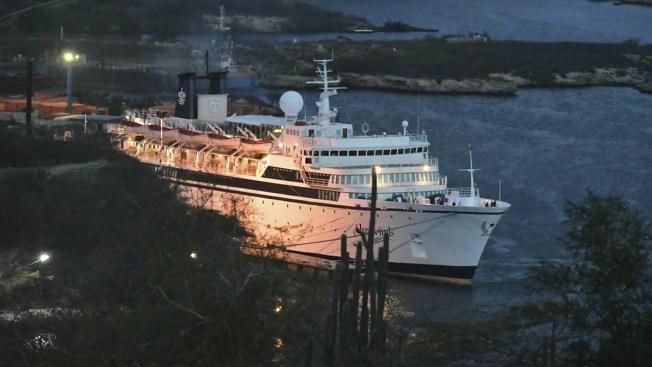 Scientology Ship Under Quarantine in 2nd Caribbean Port