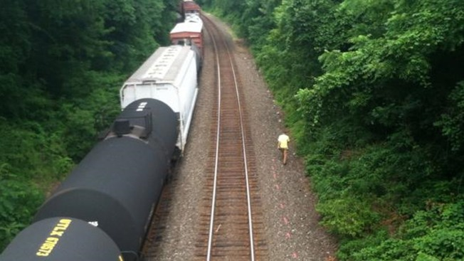 2 Men Struck, Killed by Freight Train