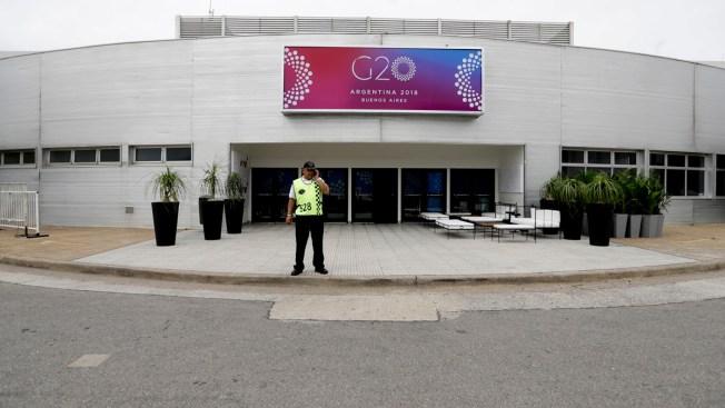 Security Concerns Arise as Argentina Hosts G-20